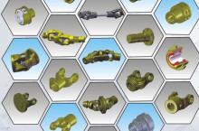Кардани за селскостопански машини