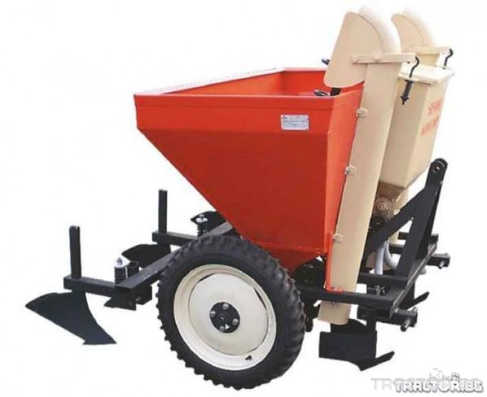Машини за зеленчуци Сеялка за картофи 0 - Трактор БГ