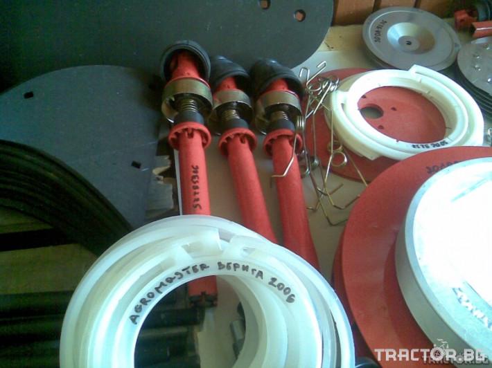 Сеялки турски сеялки Сеялка Altinoz и Agromaster 2006 верига 1 - Трактор БГ