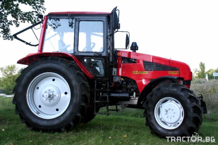 Трактори Беларус МТЗ 1221.4 0 - Трактор БГ