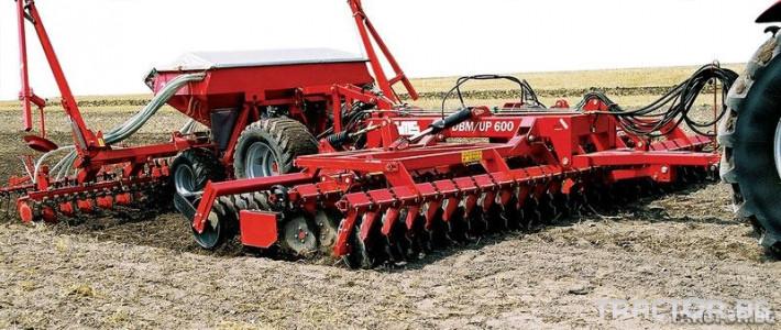 Брани дискова брана SMS, DBMx 3 - Трактор БГ