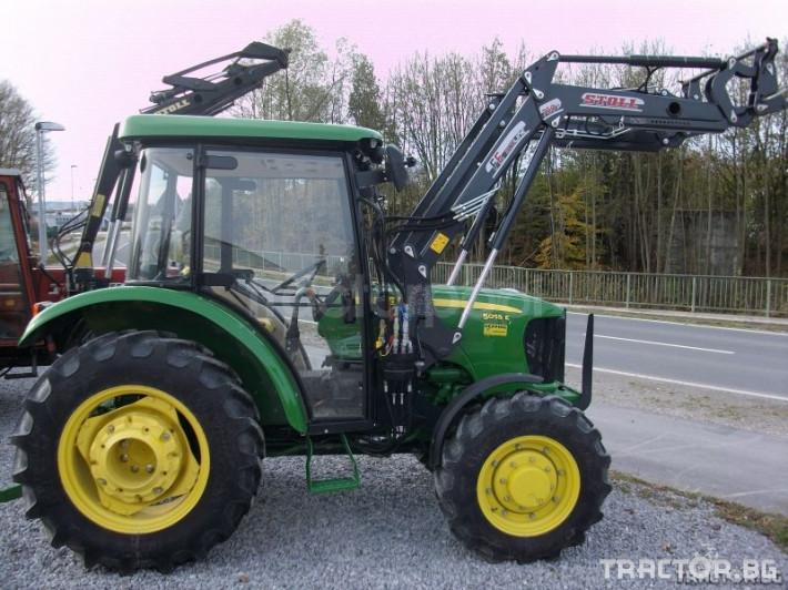 Челни товарачи Челни товарачи STOLL, FE EcoLine 2 - Трактор БГ