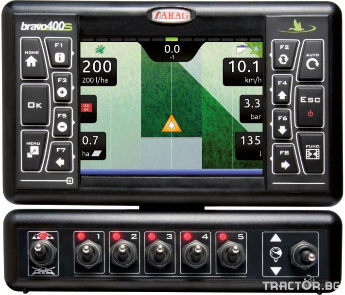 Прецизно земеделие GPS навигация BRAVO 400S 0 - Трактор БГ