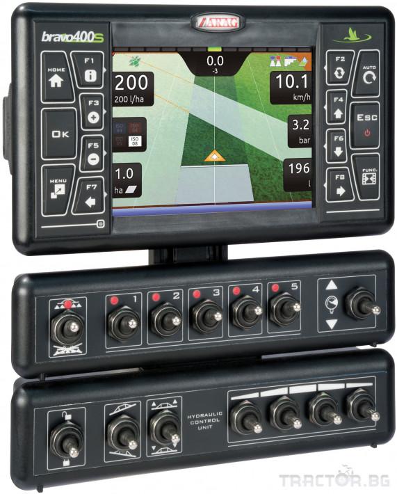 Прецизно земеделие GPS навигация BRAVO 400S 1 - Трактор БГ