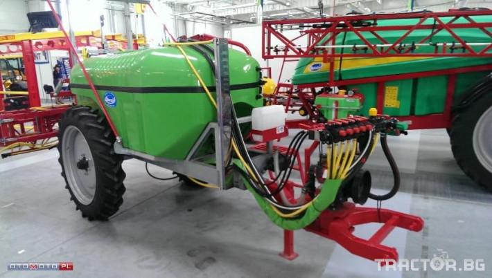 Пръскачки пръскачка - ДРУГА Прикачна пръскачка -1500 л. 1 - Трактор БГ