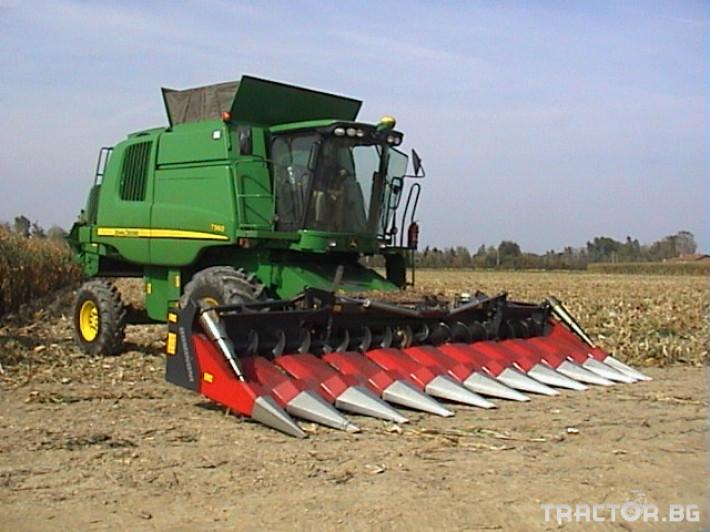 Хедери за жътва Dominoni адаптер за царевица - налични 2