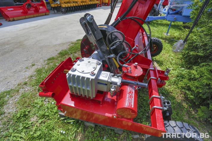 Машини за ферми Силажираща машина за сено CELMAK, тип КИР 2 - Трактор БГ