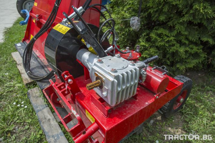 Машини за ферми Силажираща машина за сено CELMAK, тип КИР 3 - Трактор БГ
