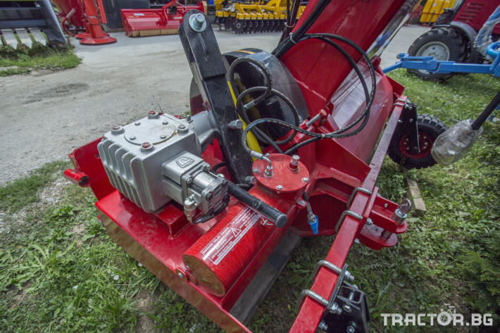 Машини за ферми Силажираща машина за сено CELMAK, тип КИР 5 - Трактор БГ