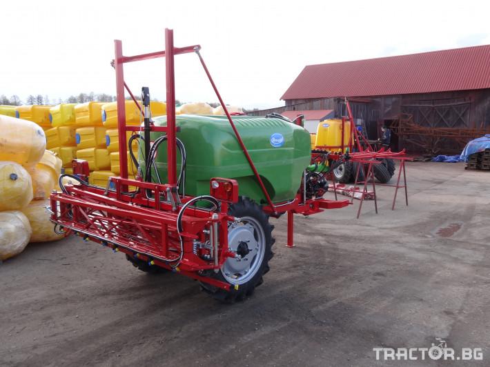 Пръскачки Прикачна пръскачка 1 500 л 1 - Трактор БГ