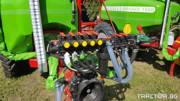 Пръскачки Прикачни пръскачки Brandi 2000 4 - Трактор БГ