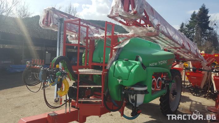 Пръскачки Пръскачка BRANDI 4 - Трактор БГ