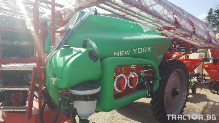 Пръскачки пръскачка - ДРУГА Прикачна пръскачка BRANDI New York 3400l 10 - Трактор БГ