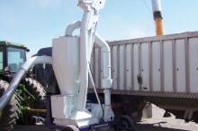 Пневматичен зърнотоварач (пневматичен транспортьор за зърно)