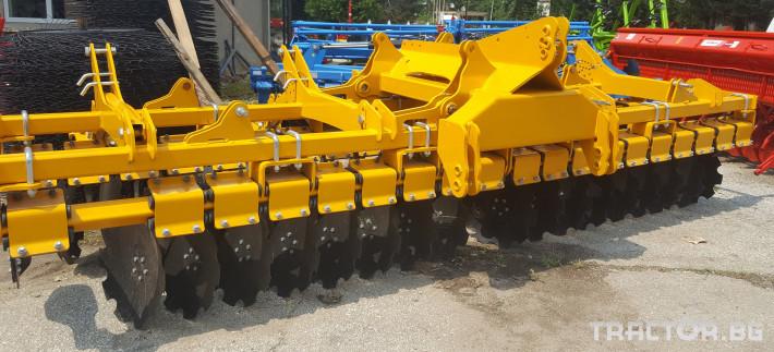 Брани Дискова брана Staltech UHEX45 0 - Трактор БГ