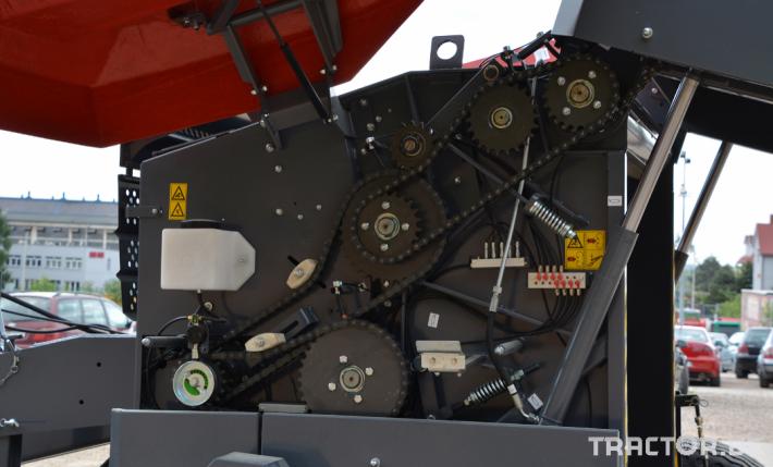 Сламопреси Рулонна сламопреса Metal-Fach Z562 2 - Трактор БГ