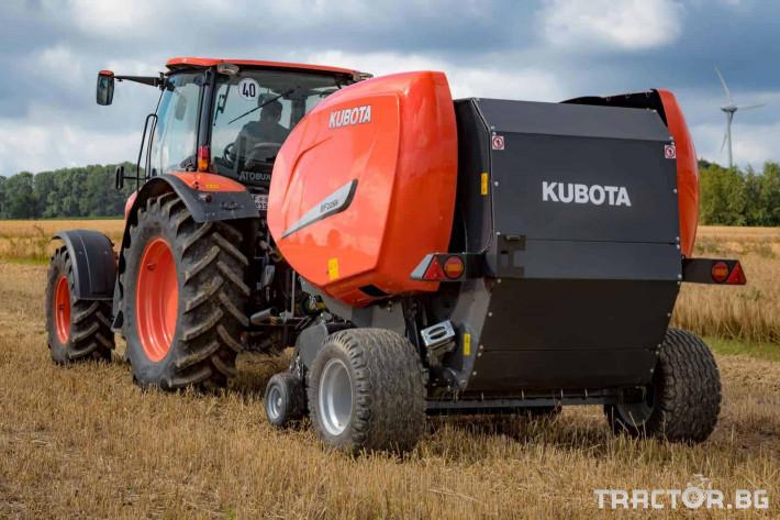 Сламопреси Рулонни сламопреси Kubota 1 - Трактор БГ