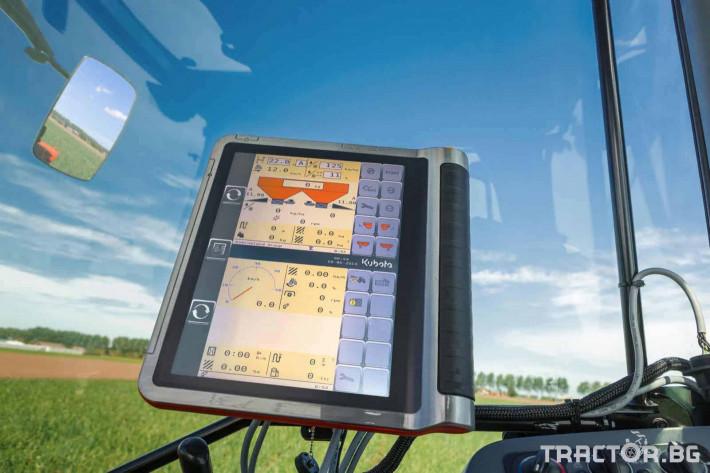 Прецизно земеделие GPS управление IsoMatch Tellus Kubota 0 - Трактор БГ