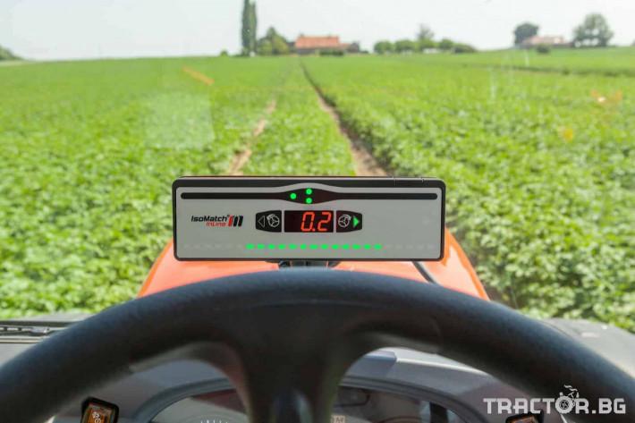 Прецизно земеделие GPS управление IsoMatch Tellus Kubota 2 - Трактор БГ
