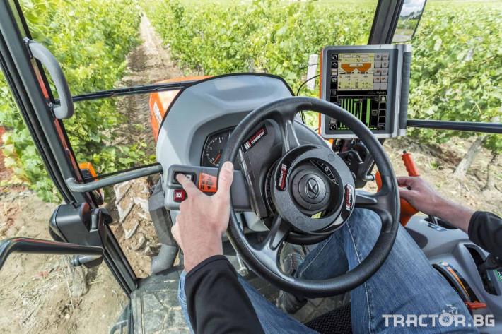Прецизно земеделие GPS управление IsoMatch Tellus Kubota 3 - Трактор БГ