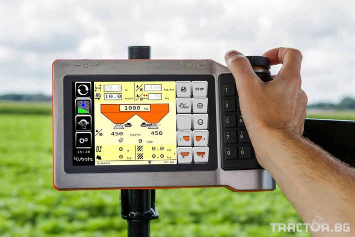 Прецизно земеделие GPS управление IsoMatch Tellus Kubota 4 - Трактор БГ