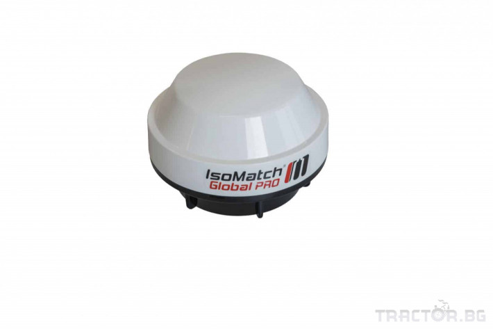 Прецизно земеделие GPS управление IsoMatch Tellus Kubota 6 - Трактор БГ