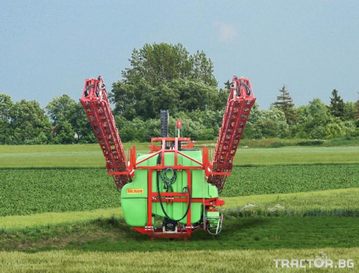 Пръскачки Пръскачки навесни Krukowiak 4 - Трактор БГ