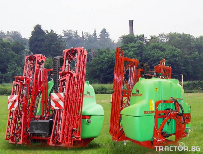 Пръскачки Пръскачки навесни Krukowiak 5 - Трактор БГ