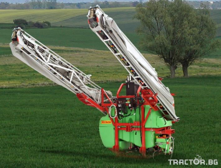 Пръскачки Пръскачки навесни Krukowiak 6 - Трактор БГ