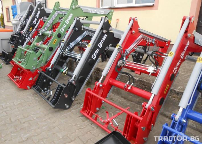 Челни товарачи Челни товарачи Metal-Technik MT-02 7 - Трактор БГ