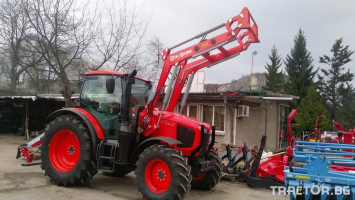 Челни товарачи Челни товарачи Metal-Technik MT-02 9 - Трактор БГ