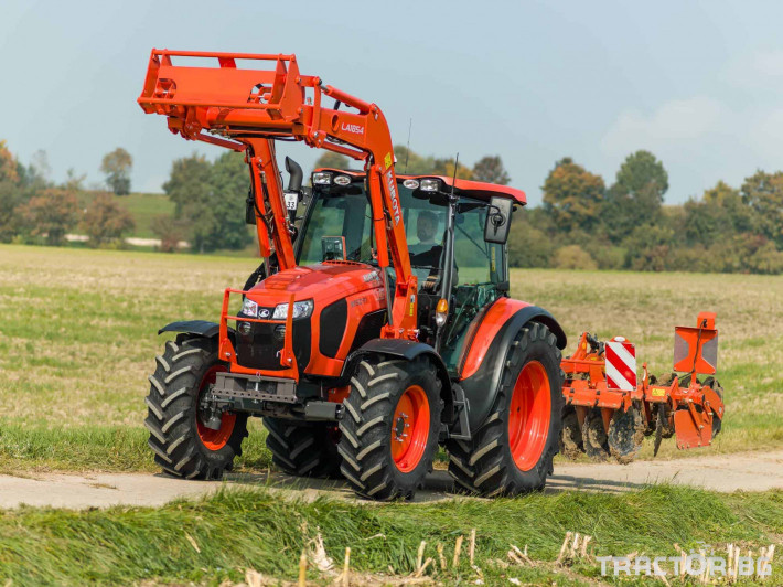 Трактори Kubota M5 091 0 - Трактор БГ