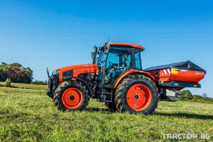 Трактори Kubota M5 091 2 - Трактор БГ