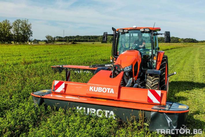 Трактори Kubota M5 091 3 - Трактор БГ