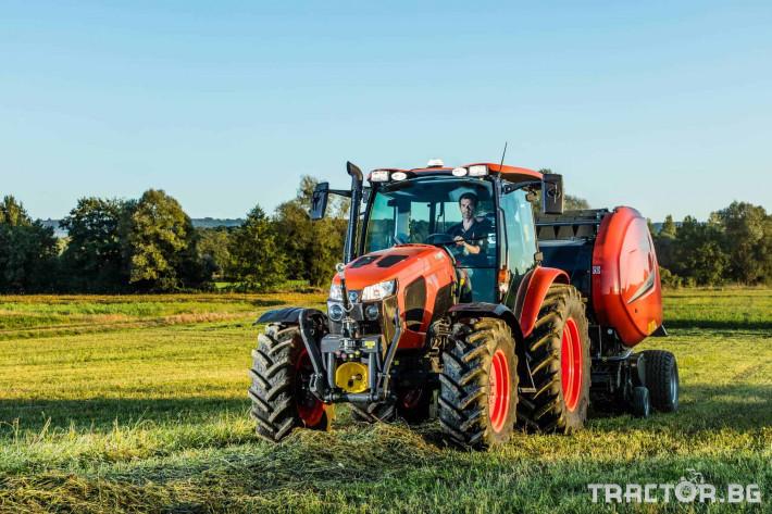 Трактори Kubota M5 091 4 - Трактор БГ