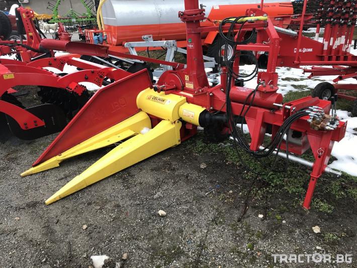 Машини за ферми Силажираща машина CELMAK, едноредова 2 - Трактор БГ