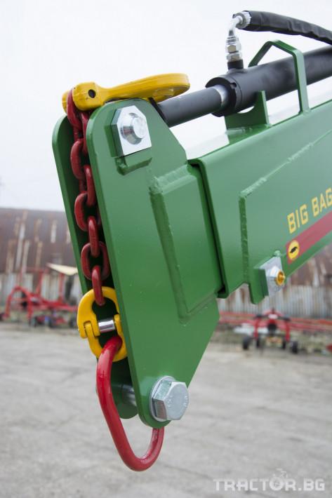 Торачки Кран Donder 3 - Трактор БГ