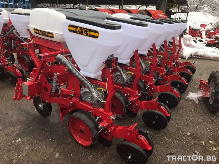 Сеялки Пролетни сеялки MOSH 1 - Трактор БГ