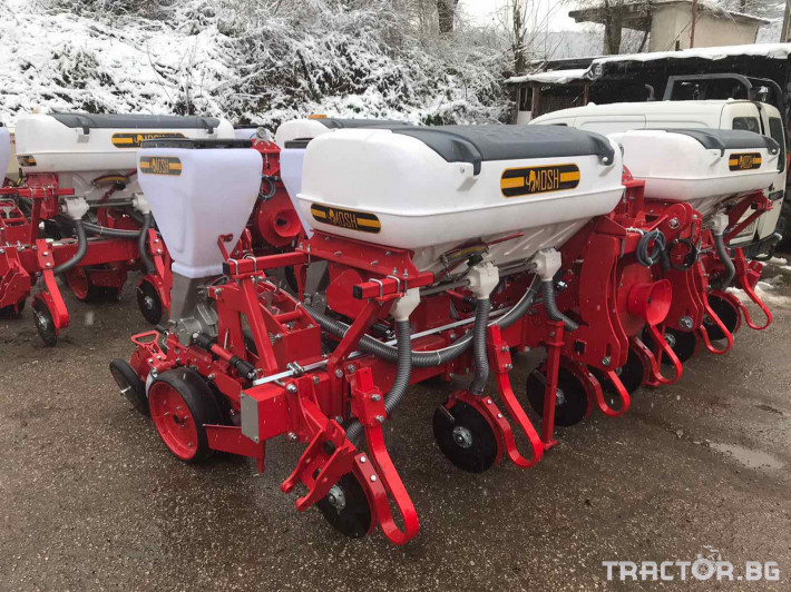Сеялки Пролетни сеялки MOSH 2 - Трактор БГ
