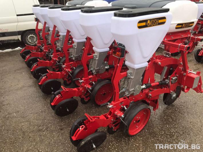 Сеялки Пролетни сеялки MOSH 3 - Трактор БГ