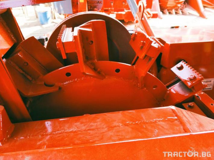 Машини за ферми Роторен силажо-комбайн 4 - Трактор БГ