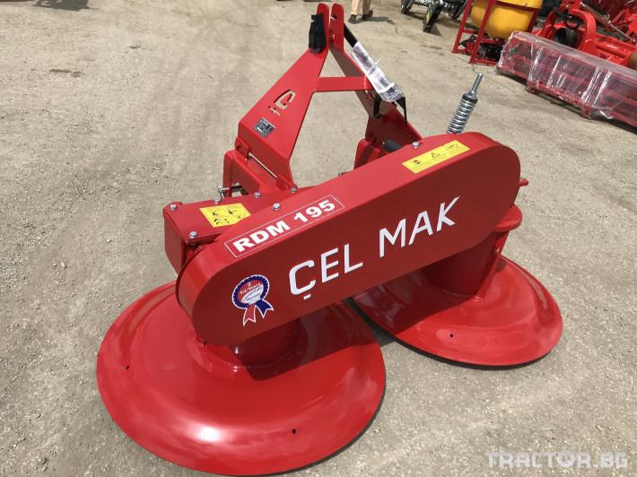 Косачки Турски Косачки CELMAK 135,165, 195см. 7 - Трактор БГ