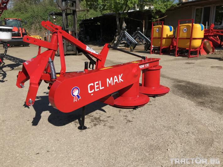 Косачки Турски Косачки CELMAK 135,165, 195см. 9 - Трактор БГ