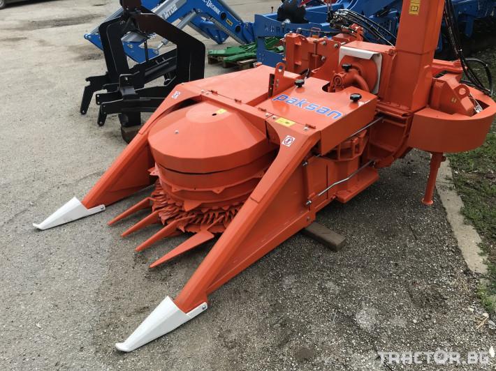 Машини за ферми Роторен силажо-комбайн 1 - Трактор БГ