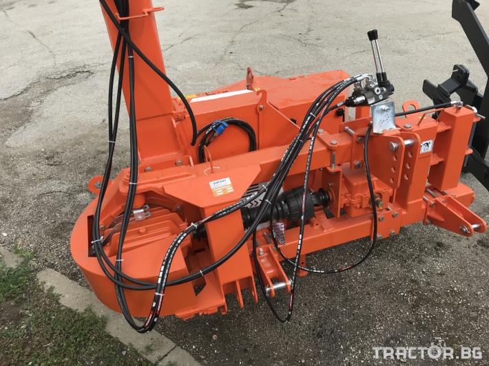 Машини за ферми Роторен силажо-комбайн 2 - Трактор БГ