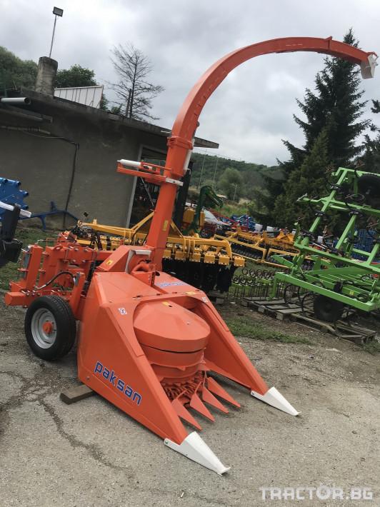 Машини за ферми Роторен силажо-комбайн 3 - Трактор БГ