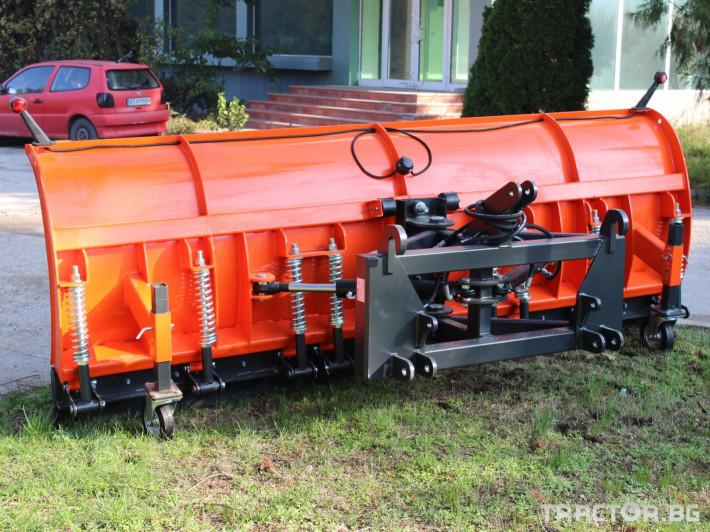 Техника за почистване Гребло за сняг 3 - Трактор БГ