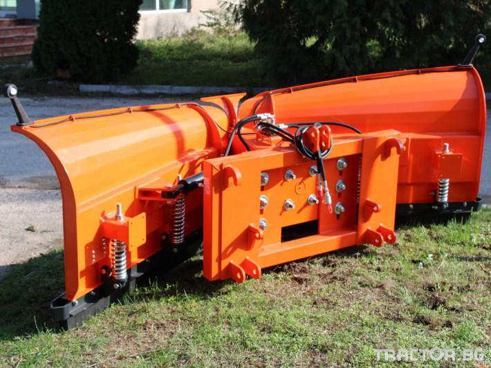 Техника за почистване Гребло за сняг 4 - Трактор БГ