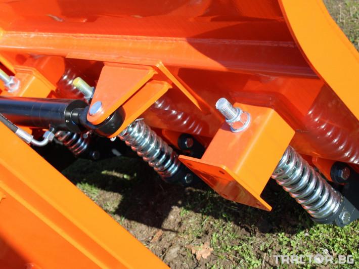 Техника за почистване Гребло за сняг 5 - Трактор БГ