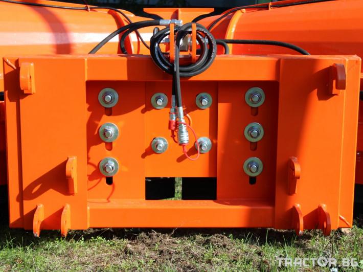 Техника за почистване Гребло за сняг 6 - Трактор БГ